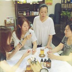 ベーシック~アドバンス・マッサージ講座